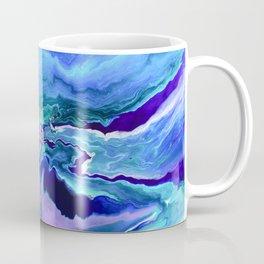 Dreamy Fluid Abstract Painting Coffee Mug