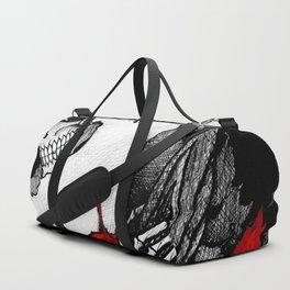 Death in Fall Duffle Bag