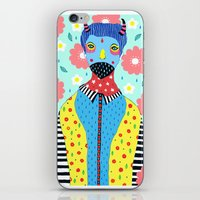 kpop iPhone & iPod Skins featuring Make Me Colourful by Saif Chowdhury
