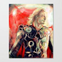 Science & Magic Canvas Print
