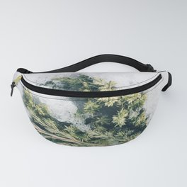Branches in the snow Fanny Pack