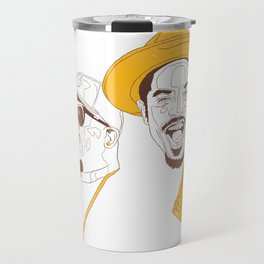 Andre 3000 and Big Boi Travel Mug