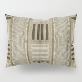"""""""Ethnic Pattern Natural Color"""" Pillow Sham"""