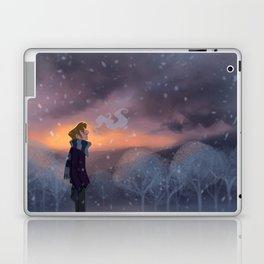 Ten Thousand Snowflakes Laptop & iPad Skin