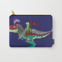 Dino Knight T-Rex Carry-All Pouch
