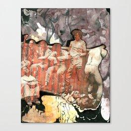 Rustoleum// Canvas Print