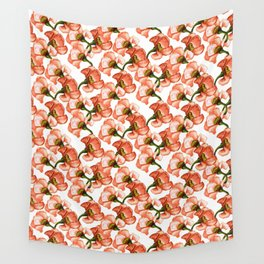 Peachy Wall Tapestry