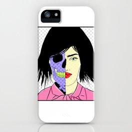 Split-Personality iPhone Case