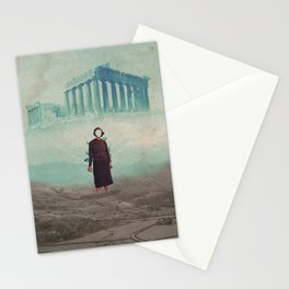 Mrs. Loneliness Stationery Cards