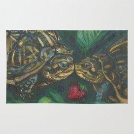 Turtle Love Rug