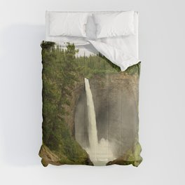Helmcken Falls Comforters