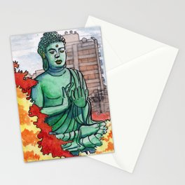 Japan : Toganji Temple Daibutsu Stationery Cards