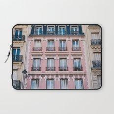 Parisian Buildings Laptop Sleeve