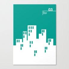 03_WEBDINGS_c Canvas Print