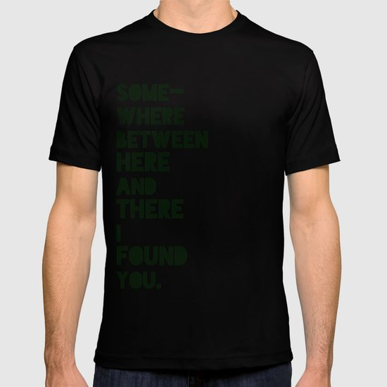 Here & There III T-shirt