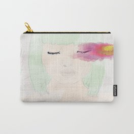 Watery Eyes Carry-All Pouch