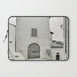 Italian street view Laptop Sleeve