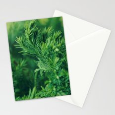 Dreaming in green Stationery Cards