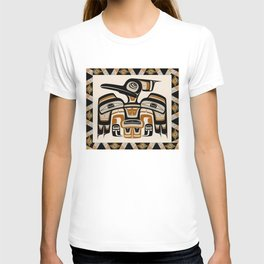 Haida Indian Hummingbird T-shirt