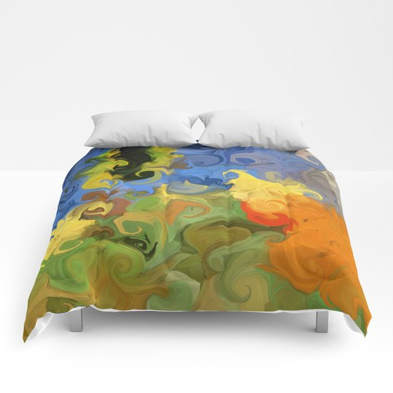 Vincents Room Comforters
