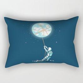 The collector Rectangular Pillow