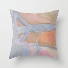 Screen Frame Throw Pillow