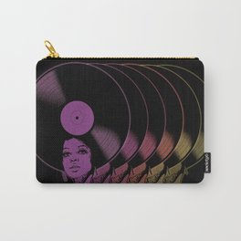 Afrovinyl Continuum Carry-All Pouch