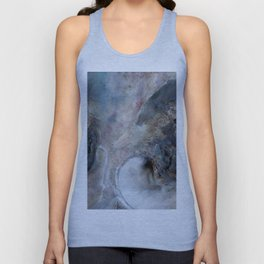 Abalone Abstract Unisex Tank Top
