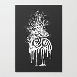 UNFINISHED SYMPATHY Canvas Print