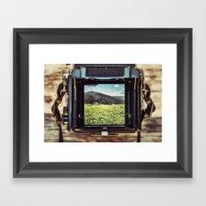 Medium Format Framed Art Print