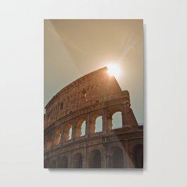 Rome Eternal City Metal Print