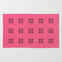Luis Barragan Tribute 2 Rug