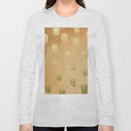 Golden Splotch Haze Long Sleeve T-shirt