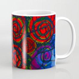Ram's Horns 2013 By Jackson Shuri (Adinkra Symbol) Coffee Mug