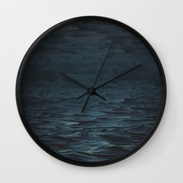 Digital Sea Wall Clock