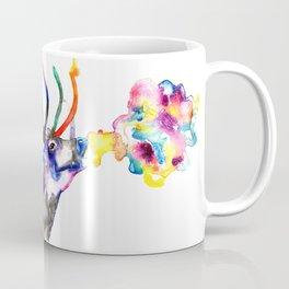 WATERCOLOUR STAG Coffee Mug