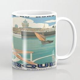 Vintage poster - Dunkirk Coffee Mug