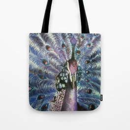 Violet Pride Tote Bag