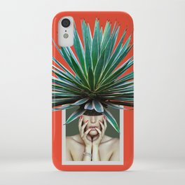 Lady of Thorns iPhone Case