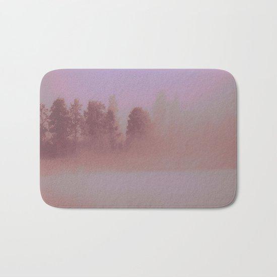 Over The Rainbow Forest Bath Mat