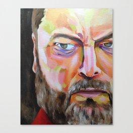 Ron Canvas Print