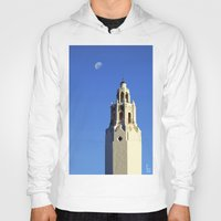 spanish Hoodies featuring Spanish Tower by TS Photography