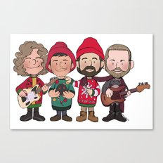 A Killers Holiday Canvas Print