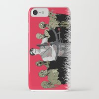 daryl iPhone & iPod Cases featuring Daryl Dixon by ArtisticCole