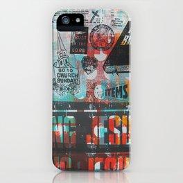 King Jesus iPhone Case