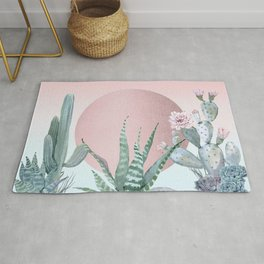 Desert Sunset by Nature Magick Rug