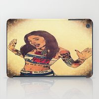 aaliyah iPad Cases featuring One In A Million by Artistic