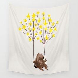 Stars Swing Wall Tapestry