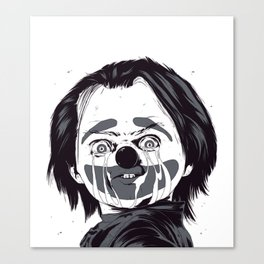 Chucky Canvas Print