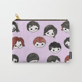 Plushie Richies Carry-All Pouch